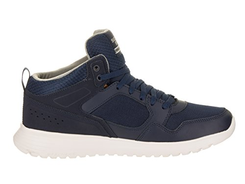Skechers Mens Zimsey - Warmack Casual Shoe Navy VXK8XsS