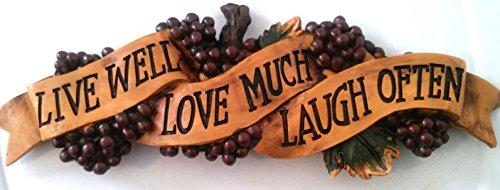 live laugh love grape - 1