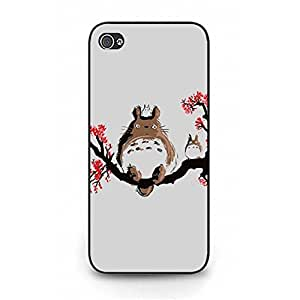 Iphone 5/5s Protective Phone Case My Neighbor Totoro Cell Case Cartoon Series Personal Desgin Cat Protective Case