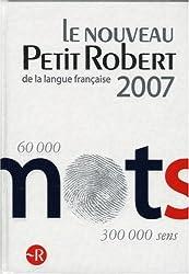 Le Nouveau Petit Robert de la langue française 2007 (Grand Format)