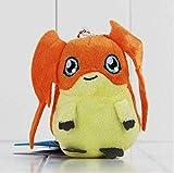 N/D Stuffed Toy Digimon Plush Patamon Agumon Yagami