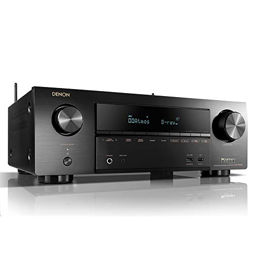 Denon AV Receivers Audio & Video Component Receiver