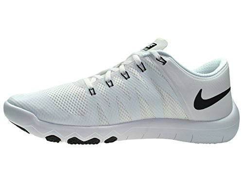 Nike Men's Free Trainer 5.0 V6 TB, WHITE/BLACK-COOL GREY
