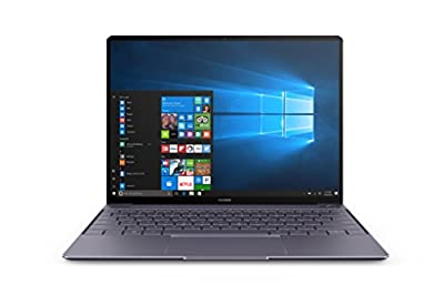 Huawei Watt-W09B MateBook X 8+256 / Intel core i5, Space Grey