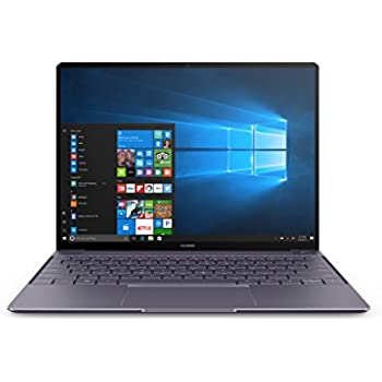 "Huawei MateBook X Signature Edition 13"" Laptop, Office 365 Personal Included, 8+256GB / Intel Core i5 / 2K Display, MateDock v2.0 included (Space Grey)"