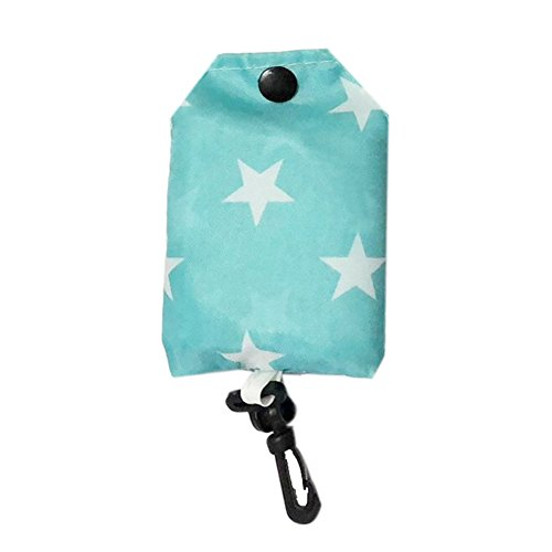 Reusable Friendly Shopping bag Handbag Eco O Bag Bag Foldable Style Shoulder Skyeye qTEOan