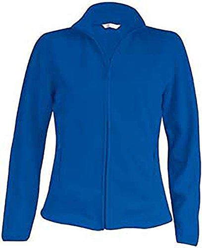 KBK907 Maureen Damen Fleece Jacke, Farbe:ROYAL BLUE;Größen:XL