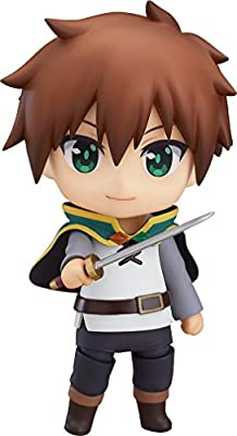 Nendoroid a blessing to this wonderful world Aqua ABS /& PVC action figure