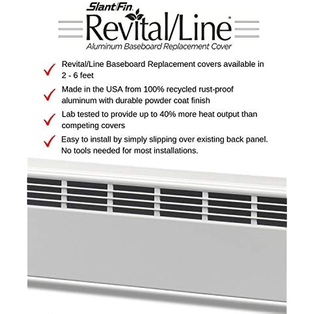 Slant Fin Revital Line Aluminum Baseboard Heater