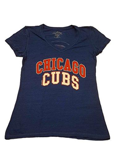 Chicago Cubs Ladies Shirt - 3