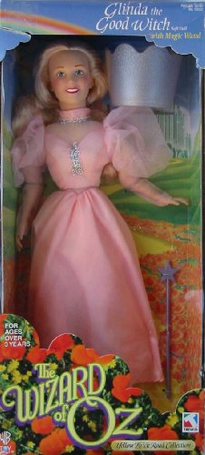 Wizard of Oz GLINDA the Good Witch 15 Doll - from The Yellow Brick Road Collection by Trevco -