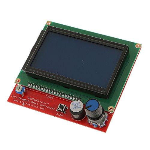 Générique Contrôleur Intelligent écran Lcd 2004 D'affichage Pour Rampes 1.4 3d Imprimante électroniques