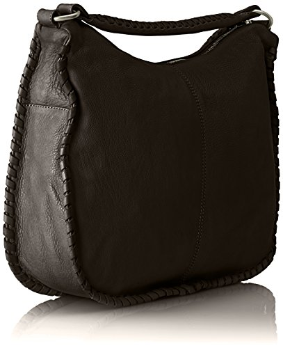 black Borsa schwarz Con Donna Amsterdam Nero 100 Cowboys Bag Maniglia Orford zWAw6xU4xq