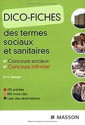 Dico-fiches des termes sociaux et sanitaires
