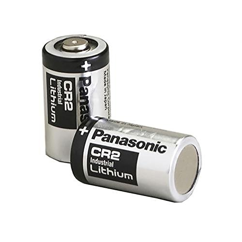 Panasonic Cr2 Lithium Batteries 2Pk