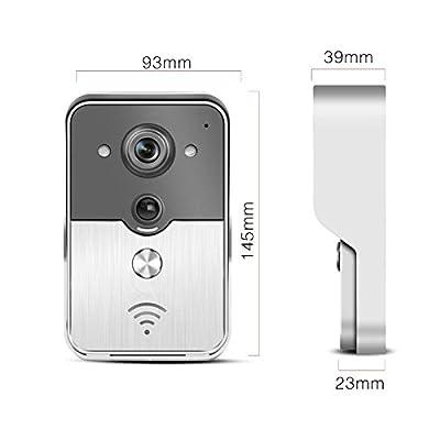 New Landing Remote Control Wifi Video Doorbell