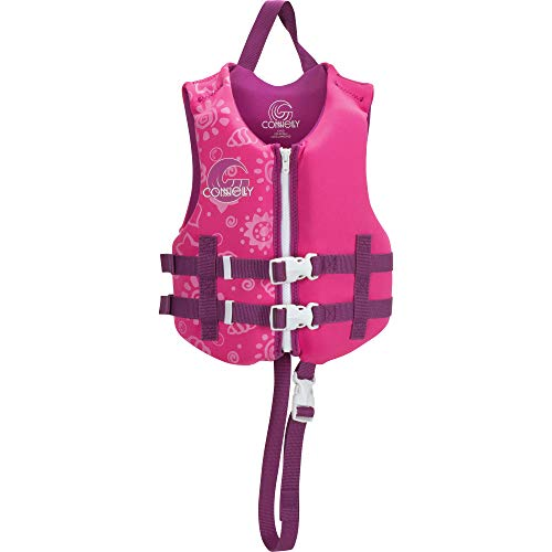 Child Vest Neoprene (Connelly Child Girl's Promo Neo Vest - Coast Guard Approved)