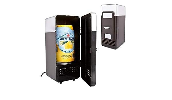 Lychee Mini Refrigerador Portátil USB con Refrigeración y Función ...