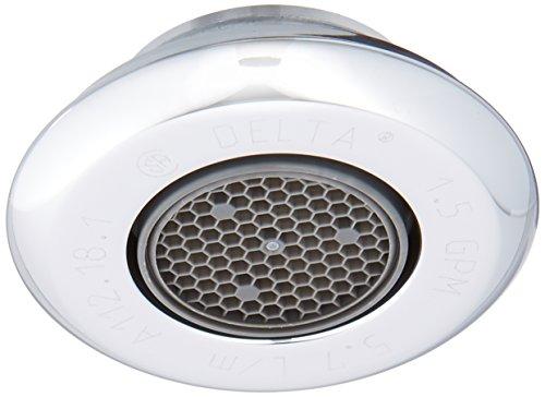 Delta Faucet RP43489 Aerator, Chrome
