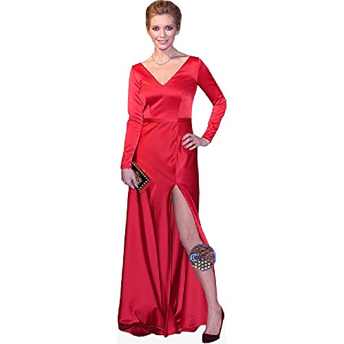 Rachel Riley (Red Dress) Life Size Cutout -