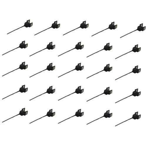 - All States Ag Parts Rake Tooth LH - Rubber 25 Pack New Holland 258 259 216 65668 Massey Ferguson 36 37 25 Gearmore 2027-G2 2030-G2 580848MI 96R23 HR-0169 PMNH850613L RTIANHL RTIANH-L