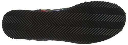 Razzo Cane Reagente Damen Low-top Multicolore (oliva Multi)