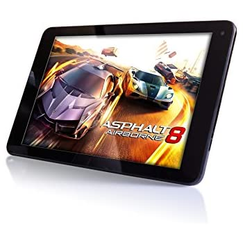 """10.1"""" Fusion5 104 GPS Android Tablet PC - 32GB Storage - Android 5.1 Lollipop - Bluetooth 4.0 - FM - 1280800 IPS Screen - 5000mAh - 2MP front and rear camera - Supports OTA Updates"""