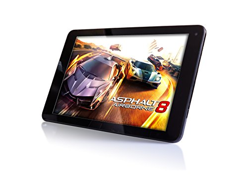 10.1″ Fusion5 104 GPS Android Tablet PC – 32GB Storage – Android 5.1 Lollipop – Bluetooth 4.0 – FM – 1280800 IPS Screen – 5000mAh – 2MP front and rear camera – Supports OTA Updates