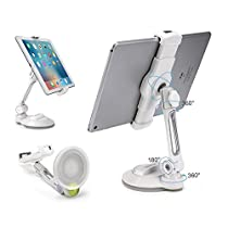 Fully Adjustable Suction Tablet Smartphone table stand