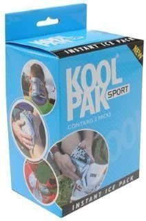 Koolpak Sport Instant Ice Pack - - by Koolpak: Amazon.es: Deportes ...