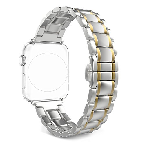 Rosa Schleife Stainless Replacement Bracelet