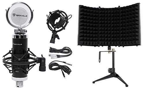 package-rockville-rcm03-pro-studio-recording-condenser-microphone-mic-with-high-quality-metal-constr