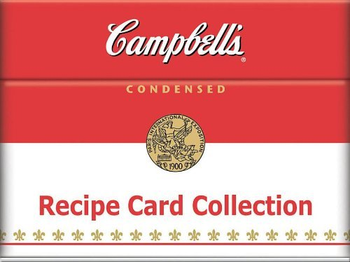 Campbell's Recipe Card -