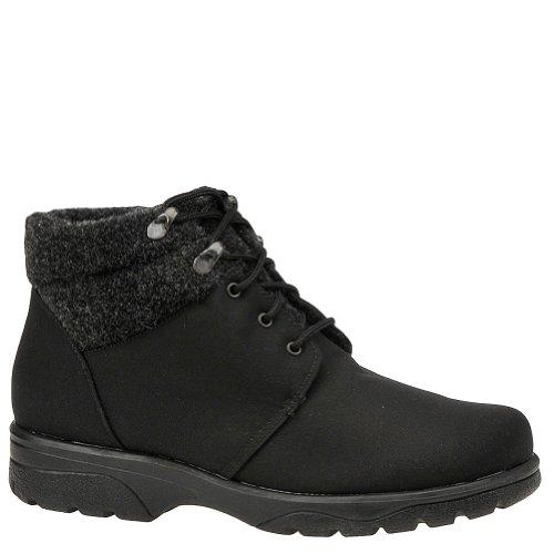 Trek Toe Warmers (Toe Warmers Women's Trek Winter Boots,Black/Black,8 WW)