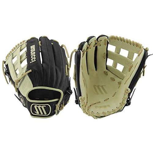 Image of Baseball Mitts Marucci Founders Series 12.75 Inch MFGFS1275H-BK/CM Baseball Glove