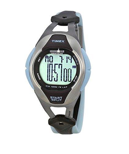 Timex Reloj Digital para Mujer de Cuarzo con Correa en Titanio T5K030: Amazon.es: Relojes