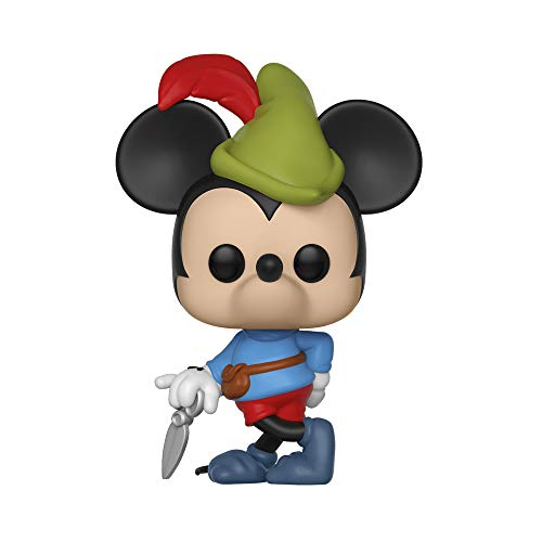 Pop! Disney Mickey 90 Years - Figura de Vinilo Brave Little Tailor