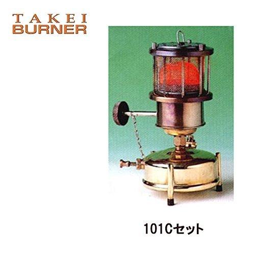 (武井バーナー) ストーブ/パープルストーブ 101Cセット/BR-101C takei-001 B017971XNY