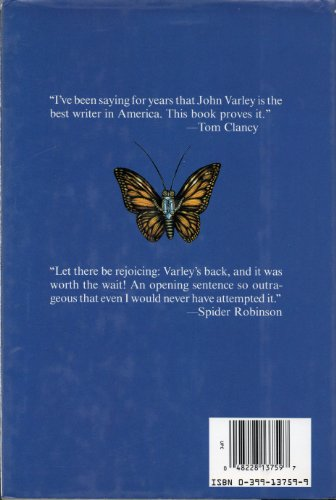 STEEL BEACH By John Varley - Hardcover Mint Condition  - $14.75