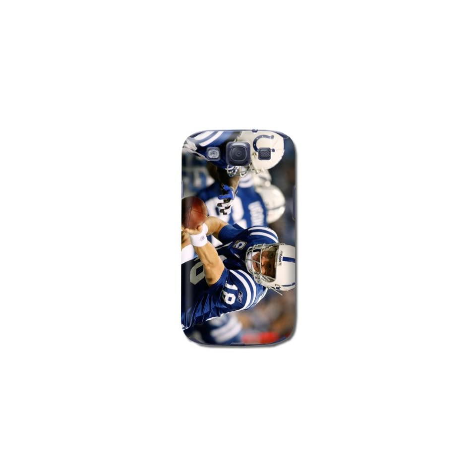 Fashion NFL Indianapolis Colts Team Logo Samsung Galaxy S3 Case Manning By Lfy  Sports Fan Cell Phone Accessories  Sports & Outdoors