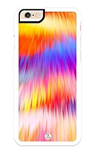 iZERCASE iPhone 6 Case Colorful Reflection RUBBER CASE - Fits iPhone 6 T-Mobile, Verizon, AT&T, Sprint and International