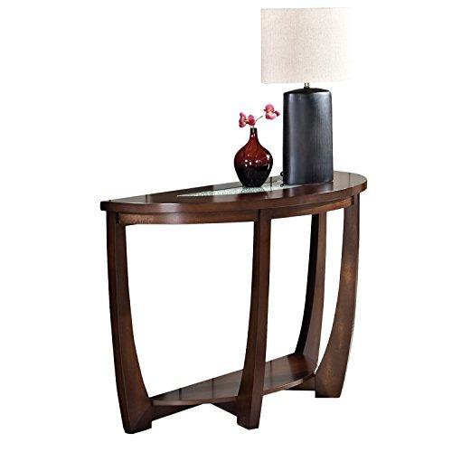Amazon Com Steve Silver Company Rf300s Rafael Sofa Table Kitchen Amp Dining