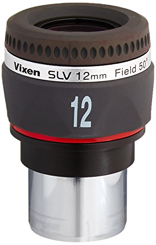 Vixen Optics 37208 SLV 12 mm Eyepiece (Grey)