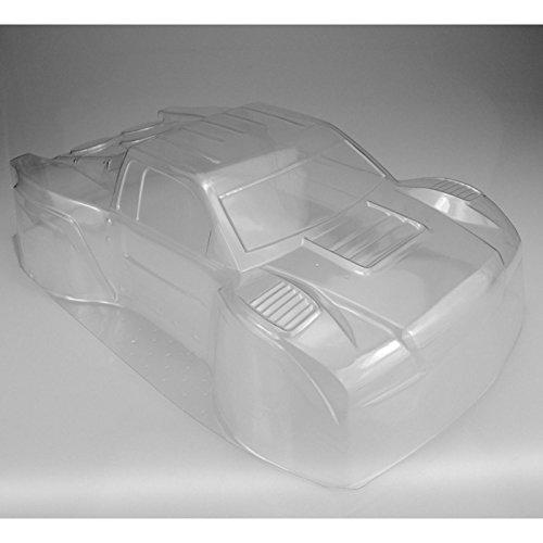 2wd Short Bed - J Concepts 0064 Illuzion - Manta Body Fits Slash 4x4/Slash/SC10/Ultima