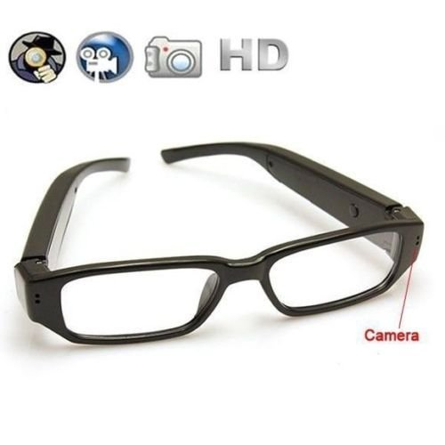 Pixels Glasses Eyewear Camera Camcorder