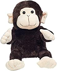Almencla Plush Cute Monkey Golf Club Head Cover Headcover Protector for 460CC Driver Wood