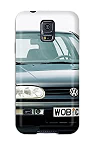 Premium Durable 1992 Volkswagen Golf Iii Vr6 Fashion Tpu Galaxy S5 Protective Case Cover