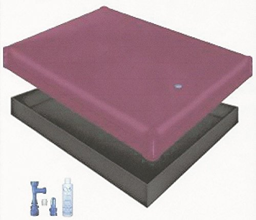 queen waterbed mattress and liner - 4