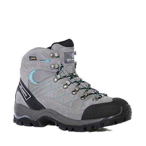 Scarpa Frauen Nangpa-La GTX® Trekking-Stiefel, Grau, EU37