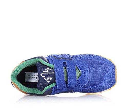 new balance azul marino y verde